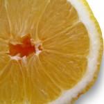 Las propiedades curativas del Limón.