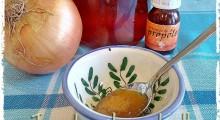 jarabe de cebolla miel y porpoleo
